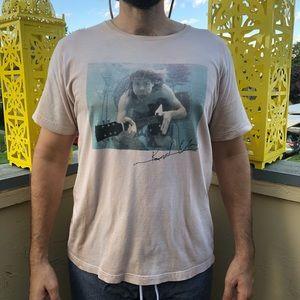 🎃2 FOR 22 - Kurt Cobain Nevermind Dyed Shirt